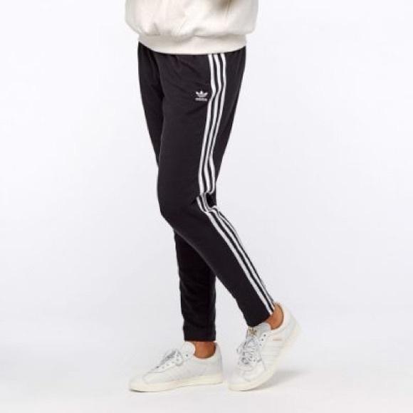 adidas sweats white